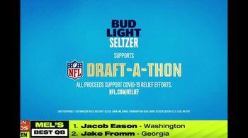 Bud Light Seltzer TV Spot, 'NFL Draft Tip #11: Air Hugs' Featuring George Kittle - Thumbnail 10