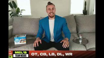 Bud Light Seltzer TV Spot, 'NFL Draft Tip #11: Air Hugs' Featuring George Kittle - Thumbnail 5