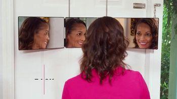 My Foldaway Back View Mirror TV Spot, 'Hang, Pull & Unfold'