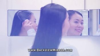 My Foldaway Back View Mirror TV Spot, 'Hang, Pull & Unfold' - Thumbnail 7