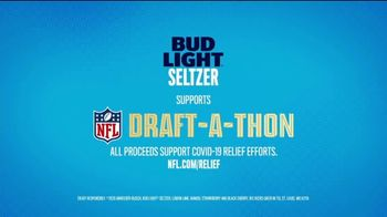 Bud Light Seltzer TV Spot, 'NFL Draft Tip #7: Technical Difficulties' Featuring George Kittle - Thumbnail 7