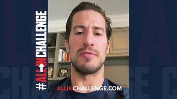 Fanatics.com TV Spot, 'All In Challenge: NHL' Feat. Henrik Lundqvist, Alexander Ovechkin - Thumbnail 3