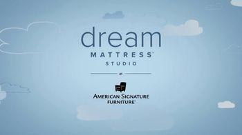 American Signature Furniture TV Spot, 'Dream Mattress Studio: Special Financing' - Thumbnail 7