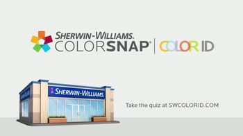 Sherwin-Williams ColorSnap Color ID TV Spot, 'What Do Your Walls Say About You?' - Thumbnail 8