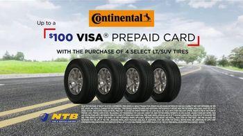 National Tire & Battery Big Brands Bonus Month TV Spot, 'Prepaid Card and Free Installation' - Thumbnail 5