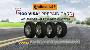National Tire & Battery Big Brands Bonus Month TV Spot, 'Prepaid Card and Free Installation' - Thumbnail 6