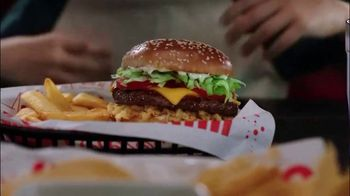 Red Robin TV Spot, 'We'll Always Give You Something to Smile About' - Thumbnail 4