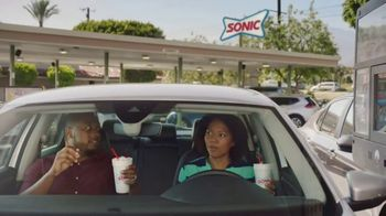 Sonic Drive-In Toasted S\'Mores Shake TV Spot, \'Ingredients\'
