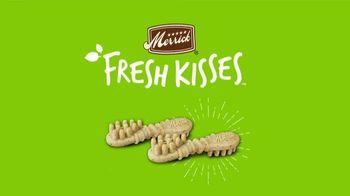 Merrick Pet Care Fresh Kisses Mint Breath Strips TV Spot, 'Loving Moments' - Thumbnail 5