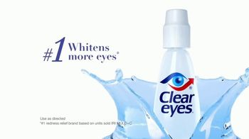 Clear Eyes TV Spot, 'In a Blink' Featuring Vanessa Williams - Thumbnail 7