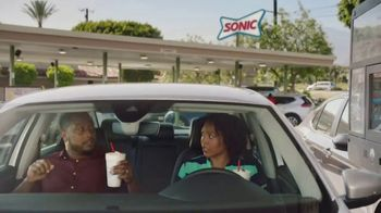 Sonic Drive-In Toasted S'mores Shake TV Spot, 'Danger' - Thumbnail 1