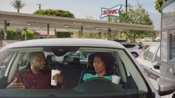 Sonic Drive-In Toasted S'mores Shake TV Spot, 'Danger' - Thumbnail 6