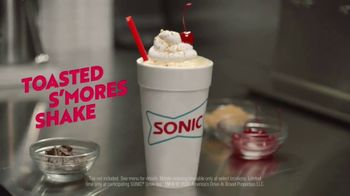 Sonic Drive-In Toasted S'mores Shake TV Spot, 'Danger' - Thumbnail 8