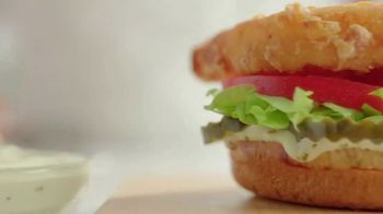 Arby's Beer Battered Fish Sandwich TV Spot, 'Competition' Song by YOGI - Thumbnail 6