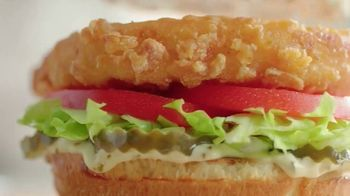 Arby's Beer Battered Fish Sandwich TV Spot, 'Competition' Song by YOGI - 1527 commercial airings
