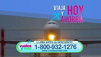 Vuelosymas.com TV Spot, 'Tarifas más bajas' [Spanish] - Thumbnail 7
