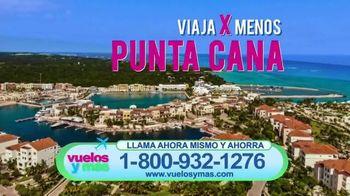 Vuelosymas.com TV Spot, 'Tarifas más bajas' [Spanish] - Thumbnail 4