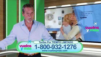 Vuelosymas.com TV Spot, 'Tarifas más bajas' [Spanish] - Thumbnail 6