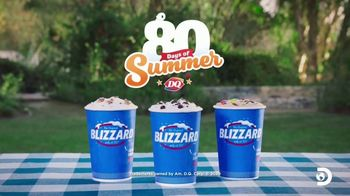 Dairy Queen Blizzards TV Spot, 'Discovery Channel: 80 Days of Summer' Featuring Dave Salmoni - Thumbnail 9
