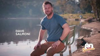 Dairy Queen Blizzards TV Spot, 'Discovery Channel: 80 Days of Summer' Featuring Dave Salmoni - Thumbnail 1