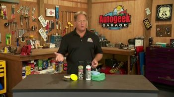 Autogeek.com Xpress Interior Cleaner TV Spot, 'Simply Spray and Wipe' - Thumbnail 4