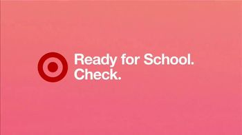 Target TV Spot, 'School Assist: New Books' Song by Katy Perry - Thumbnail 10