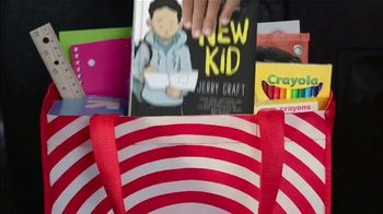 Target TV Spot, 'School Assist: New Books' Song by Katy Perry - Thumbnail 6