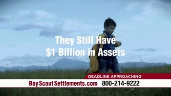 Pintas & Mullins Law Firm TV Spot, 'Boy Scout Settlements: Abused by a Leader' - Thumbnail 4