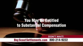 Pintas & Mullins Law Firm TV Spot, 'Boy Scout Settlements: Abused by a Leader' - Thumbnail 5