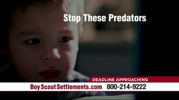 Pintas & Mullins Law Firm TV Spot, 'Boy Scout Settlements: Abused by a Leader' - Thumbnail 6