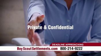 Pintas & Mullins Law Firm TV Spot, 'Boy Scout Settlements: Abused by a Leader' - Thumbnail 8