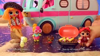 L.O.L. Surprise! 4-in-1 Glamper TV Spot, 'Disney Junior: So Much Fun'