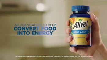 Nature's Way Alive! TV Spot, 'Alive & Thriving: Basketball' - Thumbnail 7