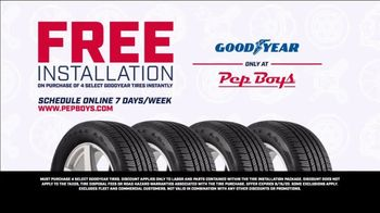 PepBoys TV Spot, 'Doorway to the World: Goodyear' - Thumbnail 6