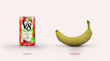 V8 Juice TV Spot, 'Banana'