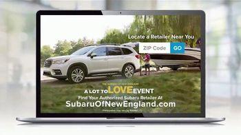 Subaru A Lot to Love Event TV Spot, 'Shop Online: Ascent' [T2] - Thumbnail 9