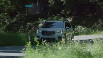 Subaru A Lot to Love Event TV Spot, 'Shop Online: Ascent' [T2] - Thumbnail 1