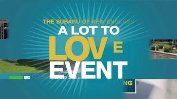 Subaru A Lot to Love Event TV Spot, 'Shop Online: Ascent' [T2] - Thumbnail 3
