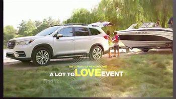 Subaru A Lot to Love Event TV Spot, 'Shop Online: Ascent' [T2] - Thumbnail 7