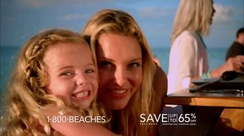 Beaches TV Spot, 'Feel Like a Family Again'