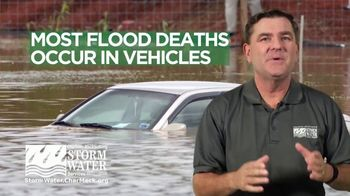 City of Charlotte TV Spot, 'Flood Deaths in Vehicles' - Thumbnail 3