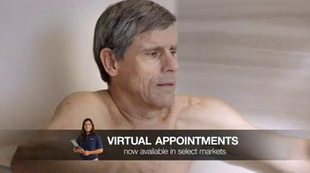Kohler TV Spot, 'Walk-In Bath: Free Toilet and Virtual Appointments'