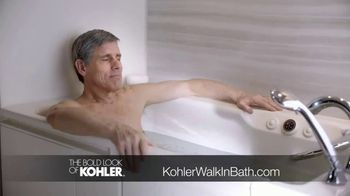 Kohler TV Spot, 'Walk-In Bath: Free Toilet and Virtual Appointments' - Thumbnail 6