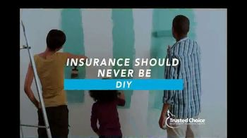 Trusted Choice TV Spot, 'Remodeling'