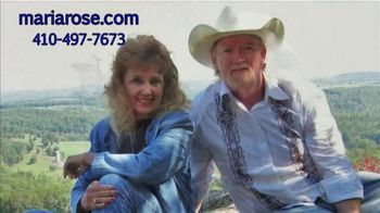 Maria Rose TV Spot, 'Our CD Collection' Featuring Maria Rose & Danny Elswick - Thumbnail 4