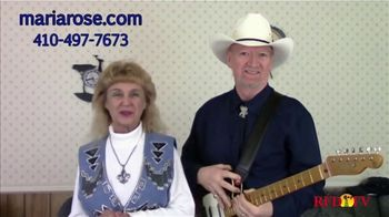 Maria Rose TV Spot, 'Our CD Collection' Featuring Maria Rose & Danny Elswick - Thumbnail 2