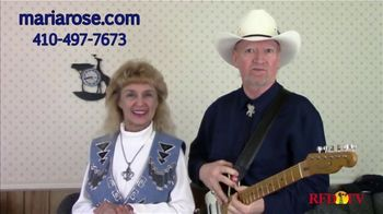 Maria Rose TV Spot, 'Our CD Collection' Featuring Maria Rose & Danny Elswick
