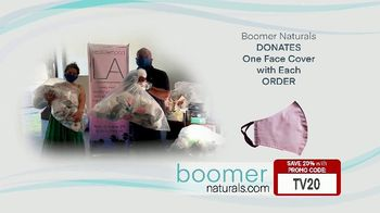 Boomer Naturals Multi-Use Protective Face Masks TV Spot, 'Comfortable and Breathable' - Thumbnail 7