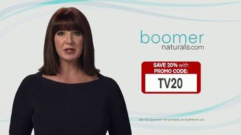 Boomer Naturals Multi-Use Protective Face Masks TV Spot, 'Comfortable and Breathable' - Thumbnail 9
