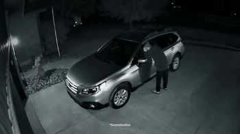Vivint Outdoor Camera Pro TV Spot, 'The Car Break-in That Never Happened'